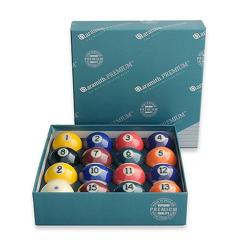Billiard Ball Set - Aramith Premium
