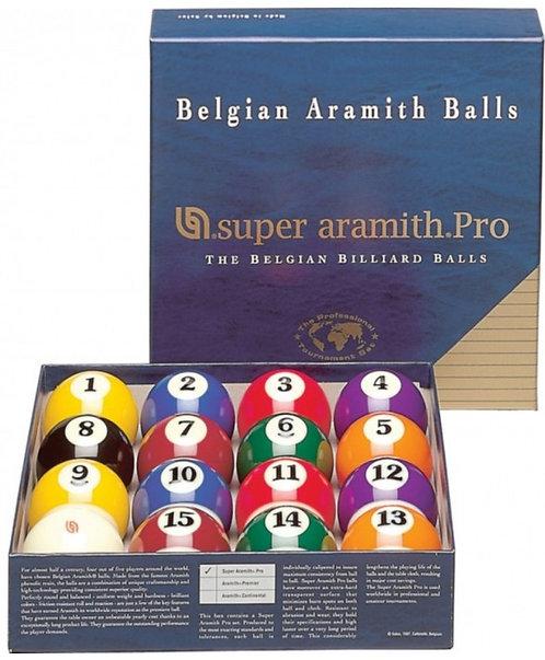 Super Aramith Pro Pool and Billiard Ball Set