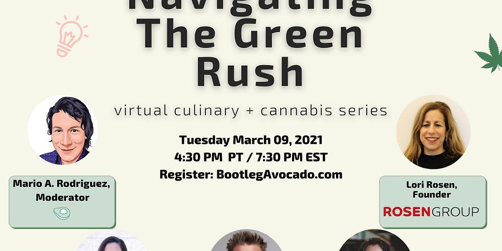 Bootleg Avocado Presents...New States Navigating the Green Rush