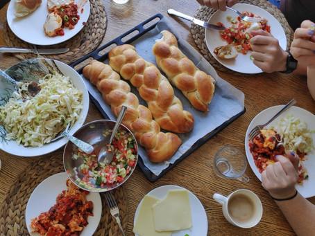 6 טיפים להתנהלות תזונתית בריאה בסוף השבוע