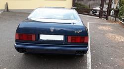 Lucidatura  Maserati Ghibli