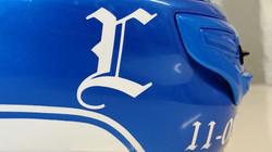 Aerografia Casco Integrale Moto