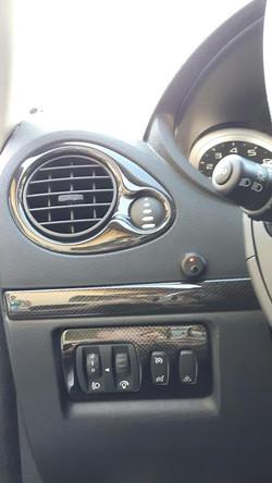 Cubicatura Interni Clio RS