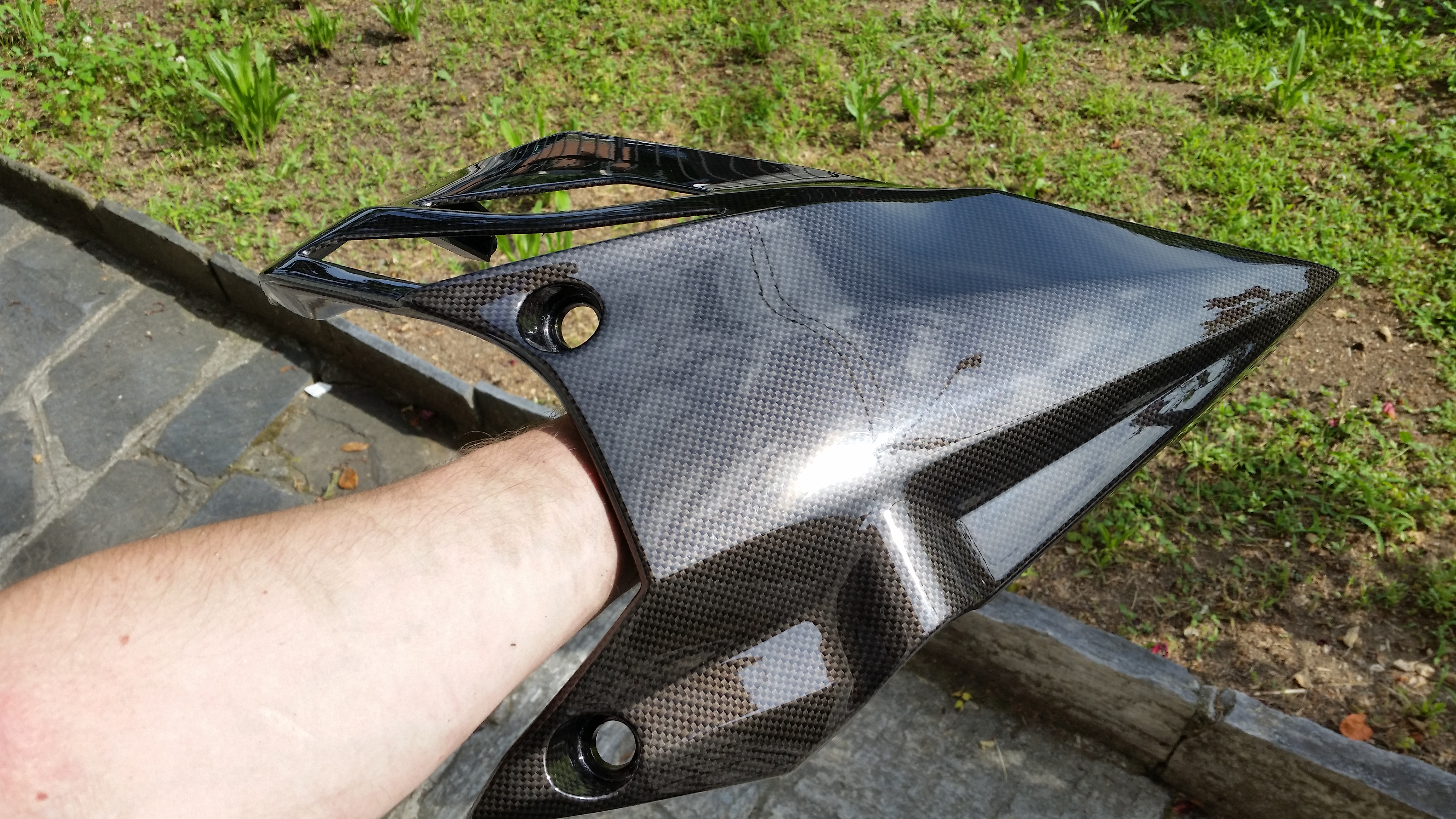 Cubicatura Fianchetto Kawasaki Z1000