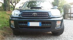 Lucidatura Toyota Rav 4