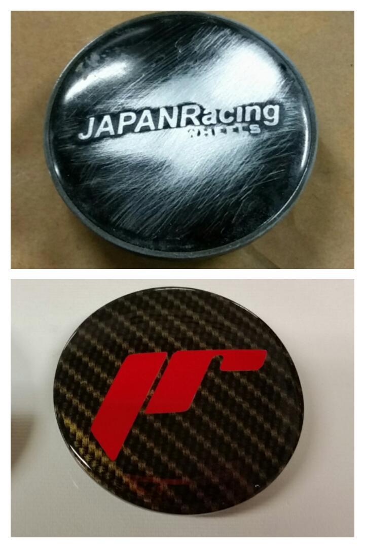 Cubicatura Cerchi Japan Racing JR3
