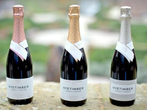 English Beating the French at Sparkling Wine?