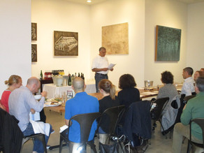 Seminar on Midwest Wines at LOCAL FOODS