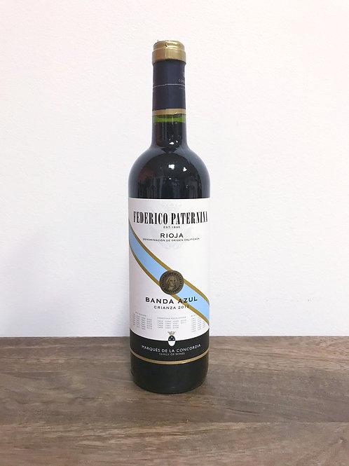 Federico Paternina Rioja