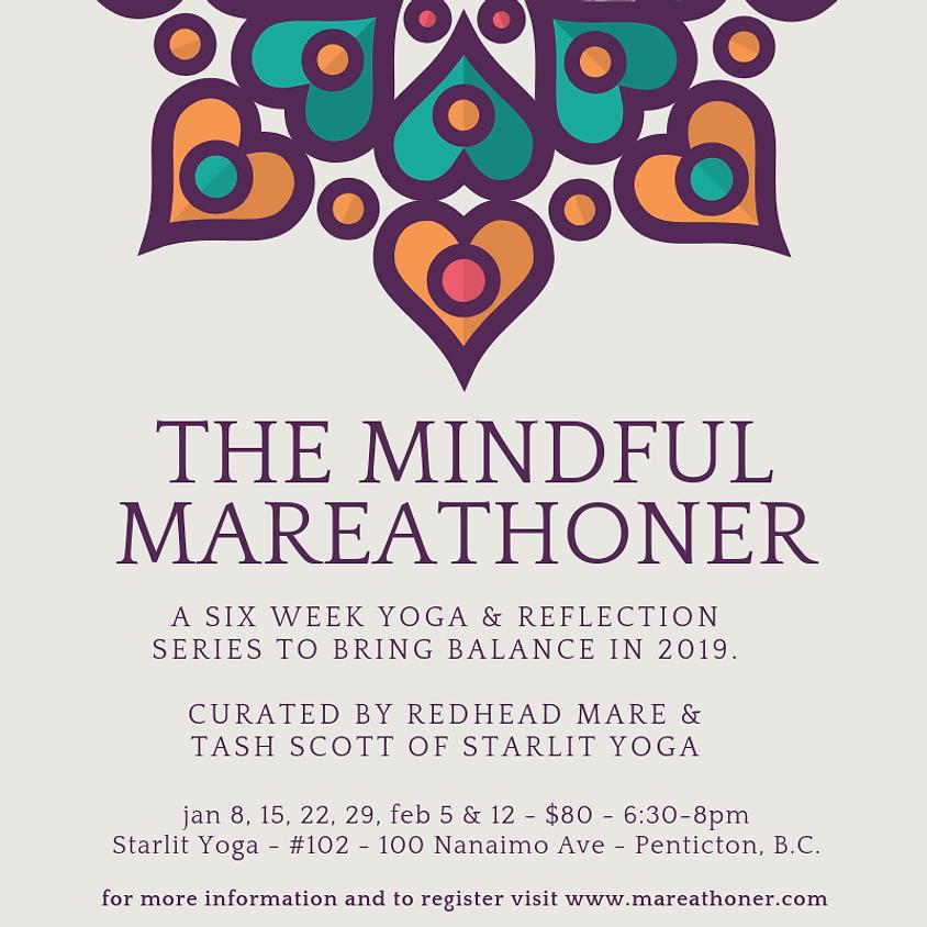The Mindful Mareathoner Yoga Series