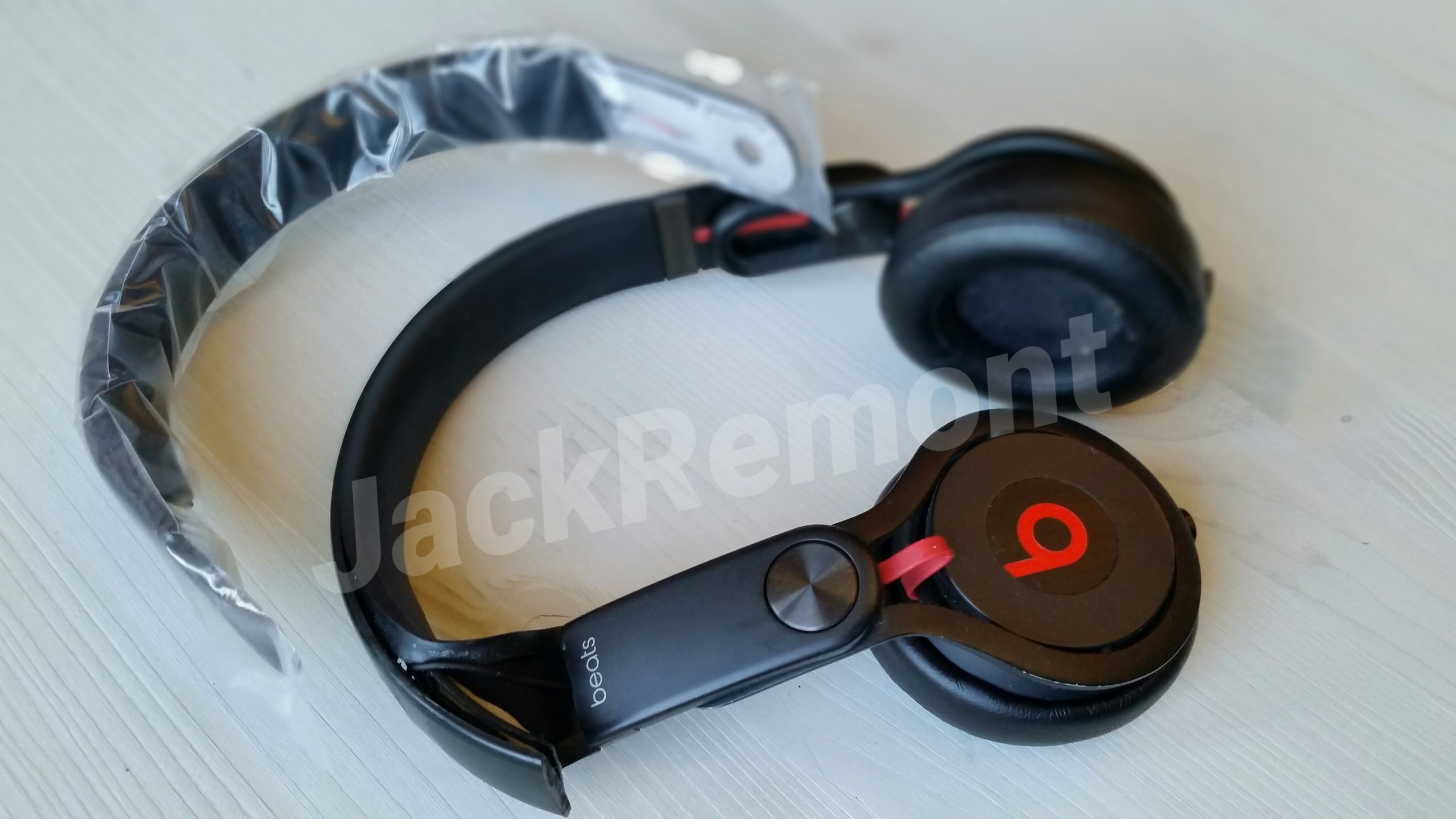 Замена дуги Beats MixR