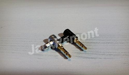Замена - L-образный Jack 3.5 3/4 pin