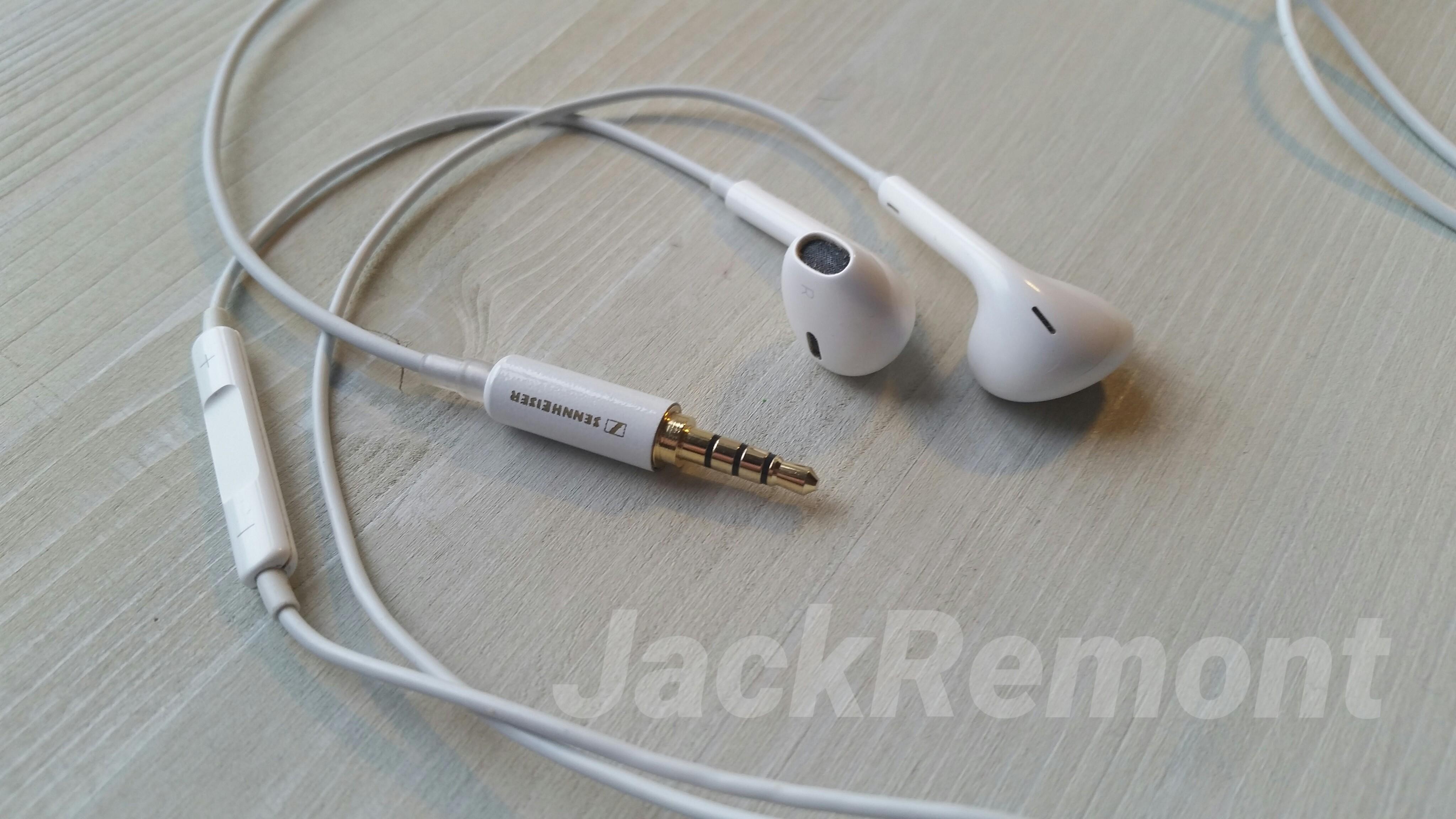 Замена разъема EarPods