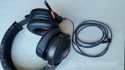 Замена кабеля на Razer Kraken Pro