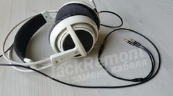 Полная замена кабеля наушников
