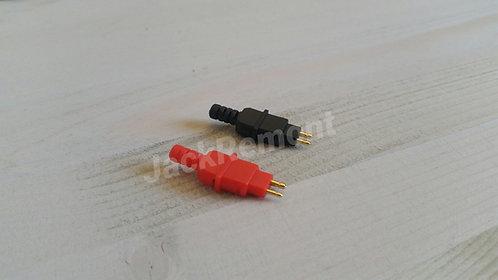 Замена - 2 pin серии Sennheiser HD