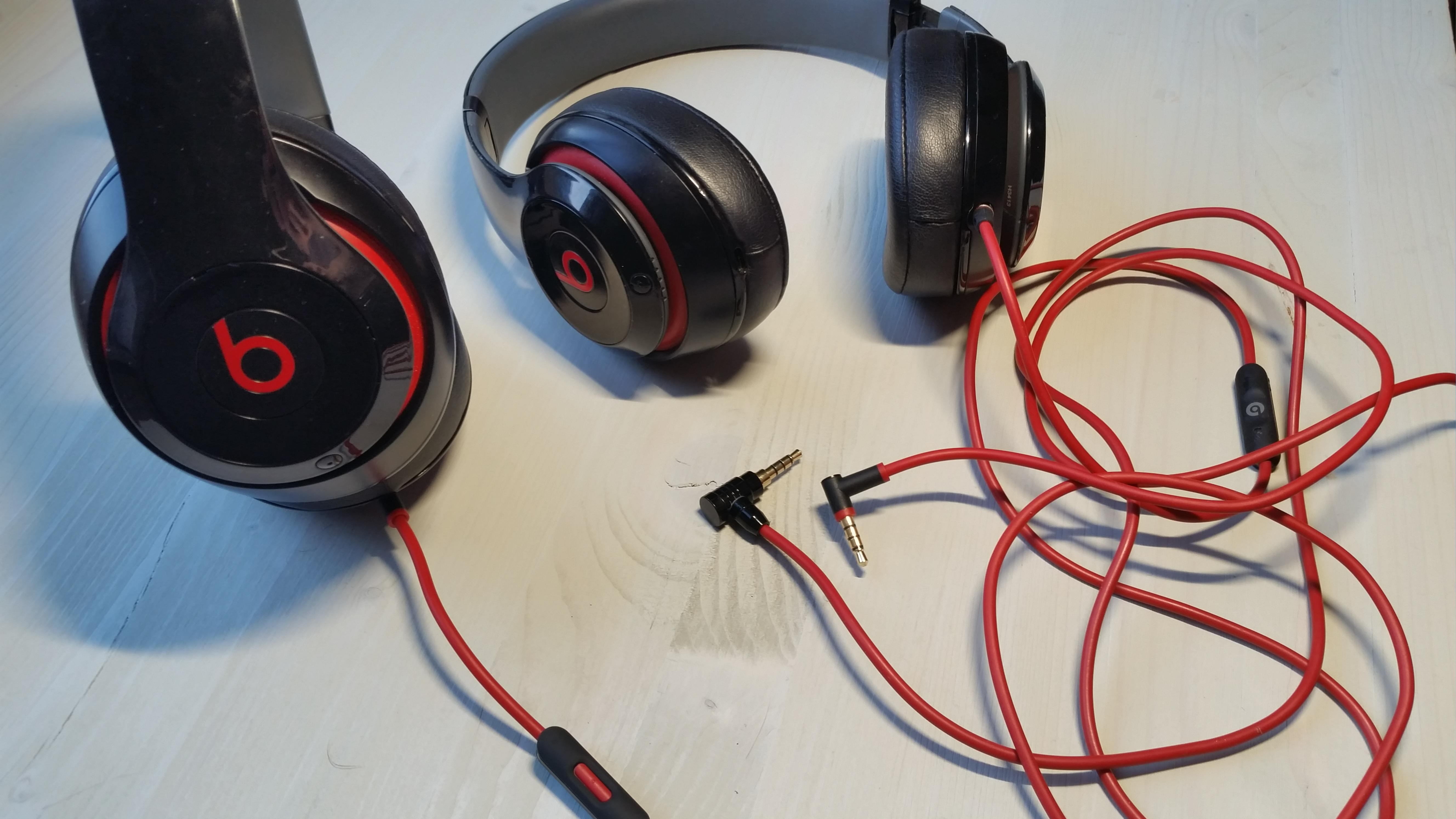 Замена разъема на съемном кабеле
