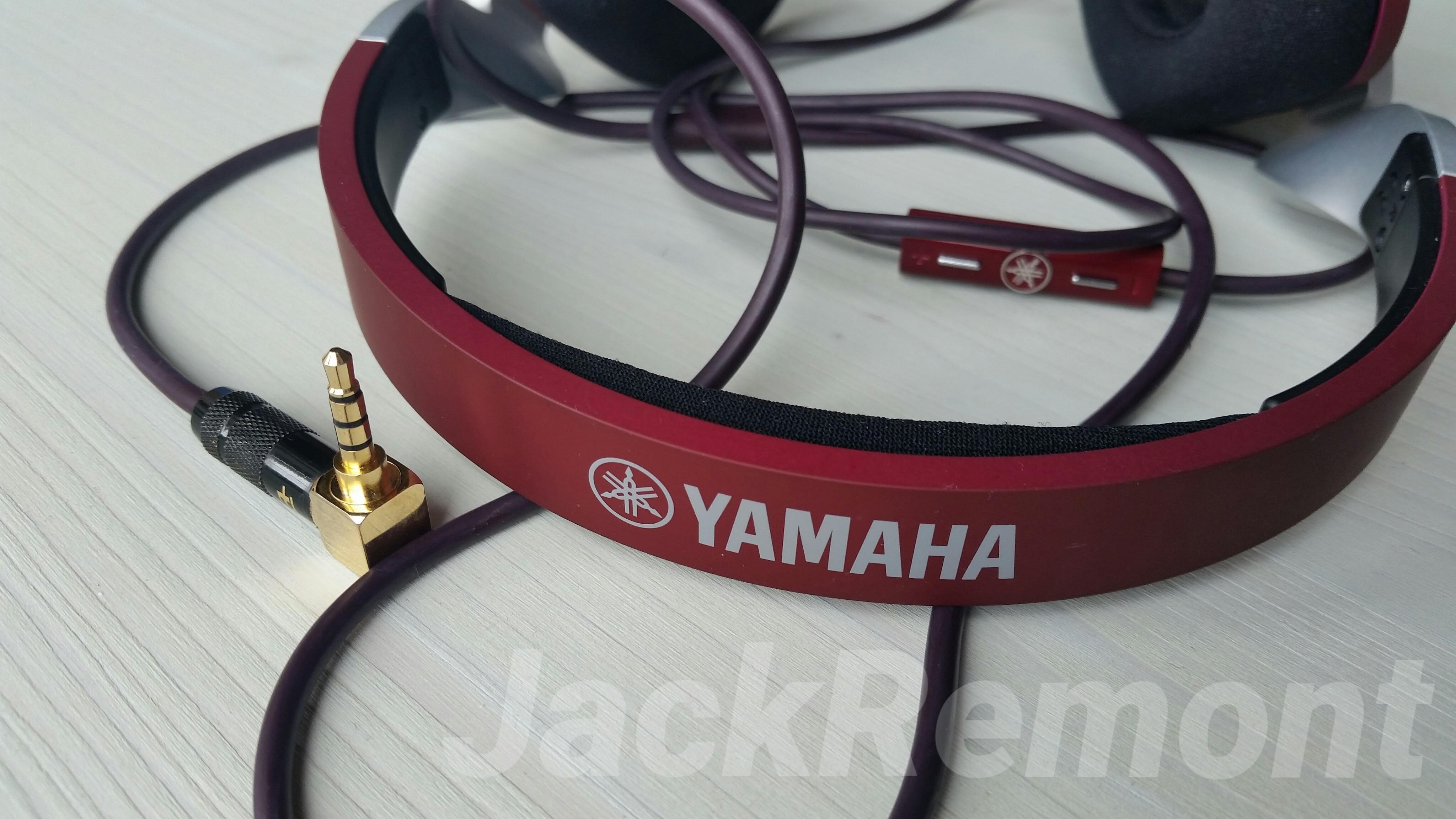Замена разъема на Yamaha