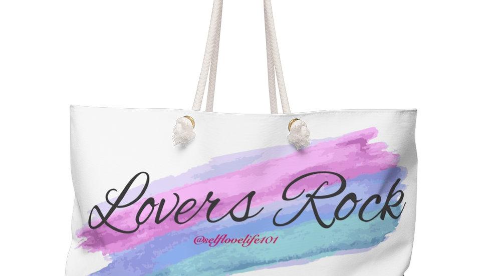 Self Love Life 101 Weekender Bag