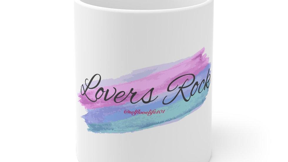 Self Love Life 101 Lovers Rock Mug - Small 11oz