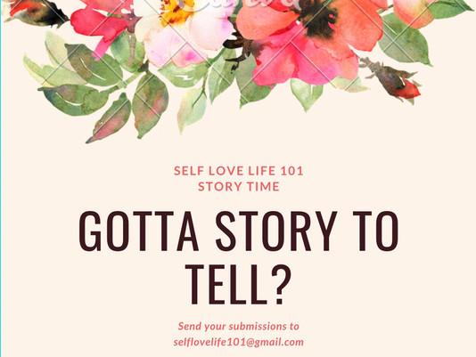 Do you have a self love testimony?