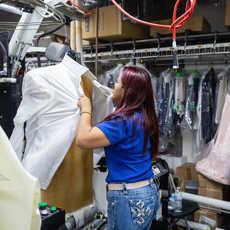 Pressing Shirts