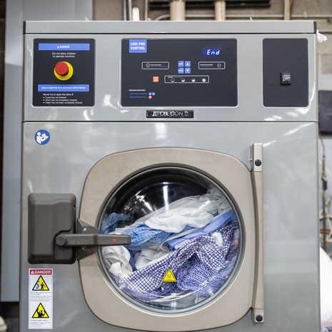 Poseidon Wet Cleaning Machine