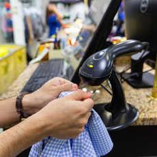 Scanning Garments