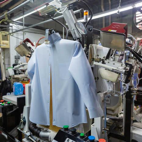 Shirt Pressing