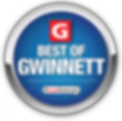 Best of Gwinnett Badge: 2016, 2017, 2018, 2019