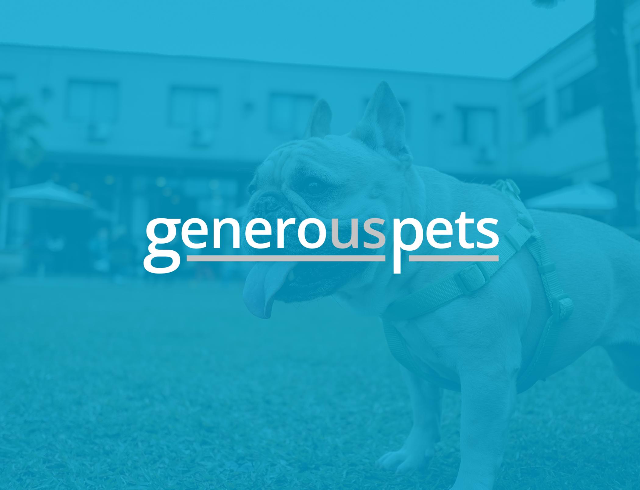 Generous Pets Logo