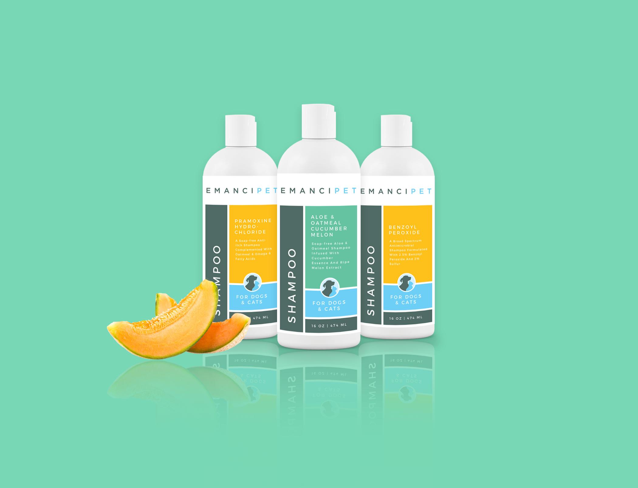 Emancipet Product Label