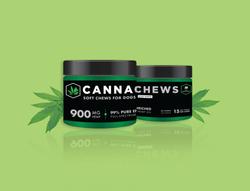 CannaChews Label Design