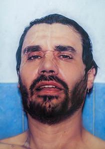 "Portrait Nº1  Oil on board  60""x42"" / 150x105cm 2012 Private collecton Switzerland"