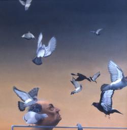 Pigeon Keeper