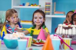 PS Paint Social - Kids Party