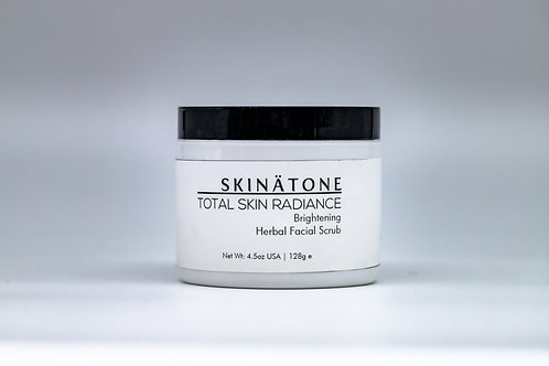 Natural Herbal Daily Facial & Body Scrub