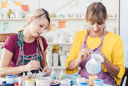 Paint Social Cyprus Paint Your Own Pottery Kids and Adults