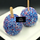Thumbnail: Chocolate Covered Apples w/sprinkles (2 apples)
