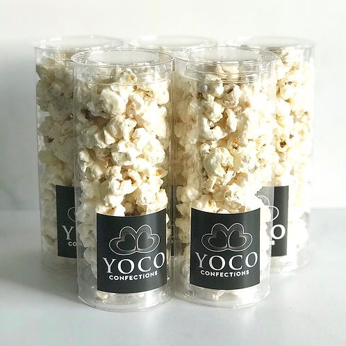 YOCO Gourmet White Chocolate Popcorn