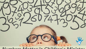 Numbers Matter in Children's Ministry