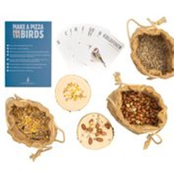 The Make a Pizza for a Bird Kit