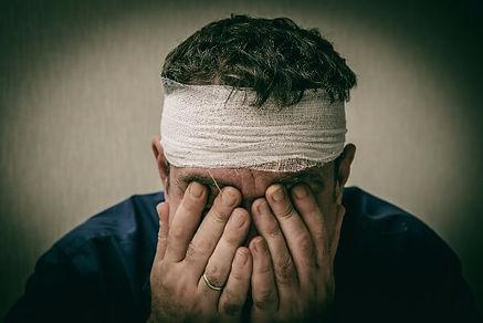 ptsd mental illness injury pain sadness