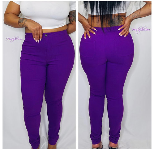 PLUS PURPLE PASSION PANT