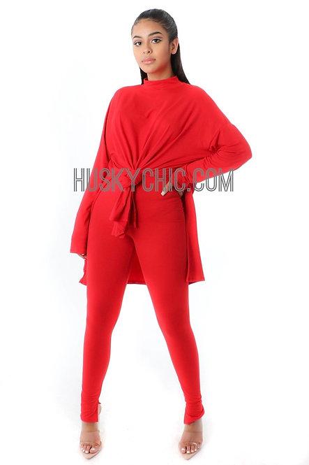 Valentine Red Set