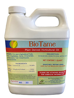 Soil Tech BioTame