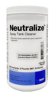 BASF Neutralize Tank Cleaner