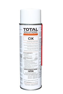 Total Solutions® CIK™ Crawling Insect Killer