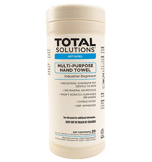 Total Solutions Multi-Purpose Hand Towels