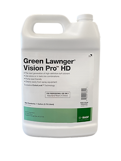 BASF Green Lawnger Vision Pro HD